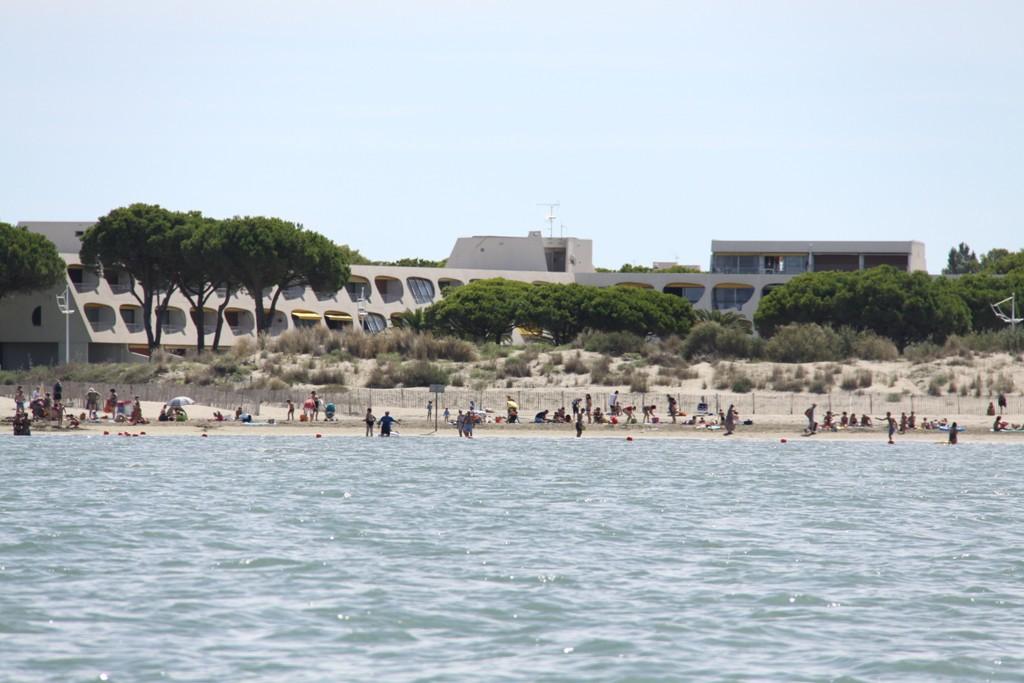 Escale plage port camargue l 39 escale plage - Meteo consult port camargue ...